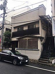 天畠アパート[2階]の外観