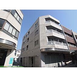 静岡県静岡市清水区銀座の賃貸マンションの外観