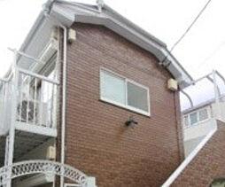 東京都葛飾区西新小岩4丁目の賃貸アパートの外観