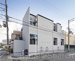 大阪府堺市堺区寺地町東4丁の賃貸アパートの外観