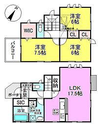 京王多摩センター駅 3,180万円