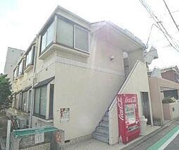 東京都葛飾区新宿5丁目の賃貸アパートの外観