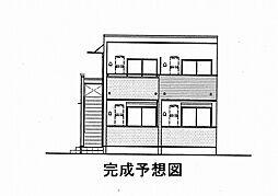 メゾン・パルフェIII[1階]の外観