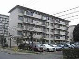 下野池第2住宅5棟[2階]の外観