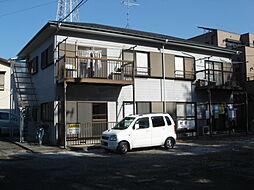村松ハイツ[201号室]の外観