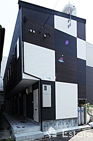LE COCON 新川町II[2階]の外観