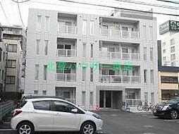 北海道札幌市東区北十条東1丁目の賃貸マンションの外観