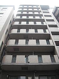神奈川県横浜市中区海岸通4丁目の賃貸マンションの外観