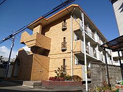 サンシーガルI・II[2階]の外観