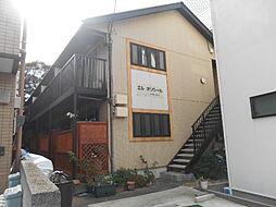神奈川県横浜市神奈川区松本町1丁目の賃貸アパートの外観