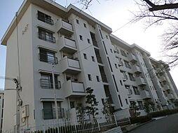 香里三井団地[5階]の外観