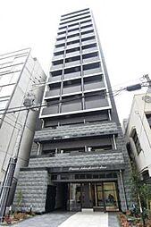 プレサンス堺筋本町駅前[11階]の外観