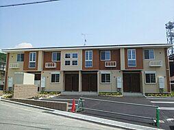 滋賀県彦根市里根町の賃貸アパートの外観