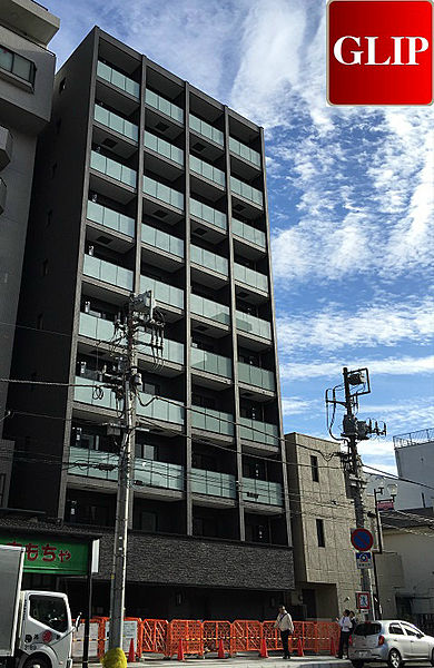 Le'a横濱ミッドスクエア[604号室]の外観