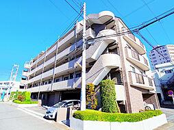 埼玉県朝霞市西弁財1丁目の賃貸マンションの外観