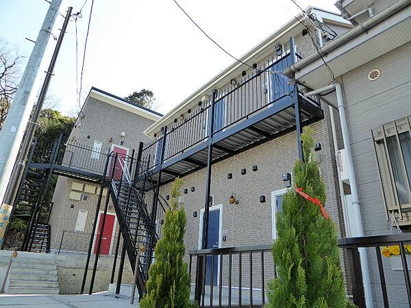 ハーミットクラブハウス ベルベデーレ アズーロ[2階]の外観