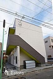 愛知県名古屋市熱田区五番町の賃貸アパートの外観