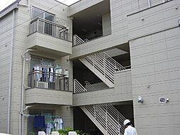 キャピタルD[2階]の外観
