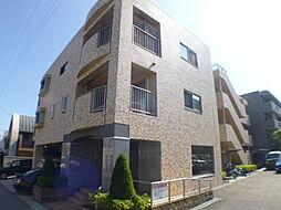 兵庫県神戸市東灘区住吉本町2丁目の賃貸マンションの外観