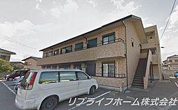 Yハウス弐番館[1階]の外観