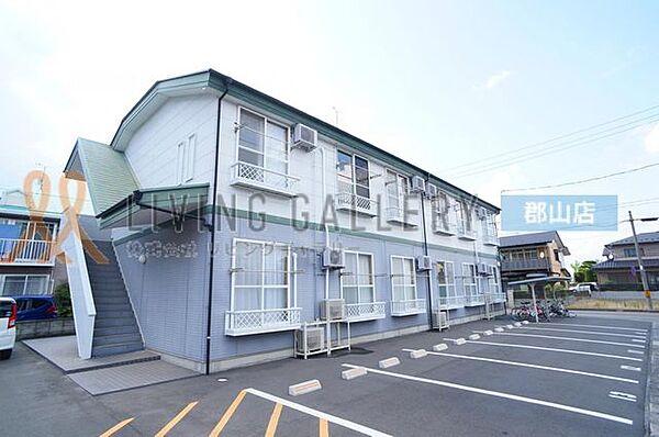 ブリベール芳賀 1階の賃貸【福島県 / 郡山市】