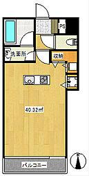 TERZO[5階]の間取り