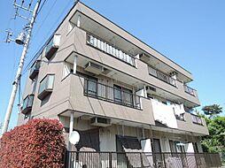 東京都練馬区東大泉7丁目の賃貸マンションの外観