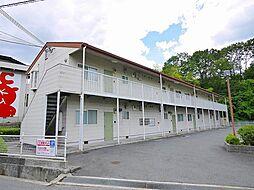 奈良県生駒市小瀬町の賃貸アパートの外観