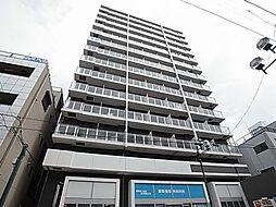 パークキューブ北松戸[1105号室]の外観