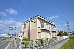 兵庫県姫路市網干区大江島の賃貸アパートの外観