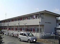 ルレヴェナミカワII[2階]の外観