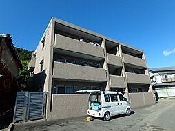 静岡県静岡市葵区羽高の賃貸マンションの外観