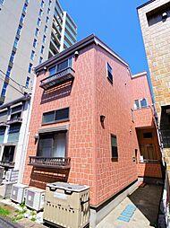 東京都東村山市栄町2丁目の賃貸アパートの外観