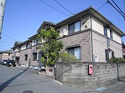 メゾンクレールA[101号室]の外観