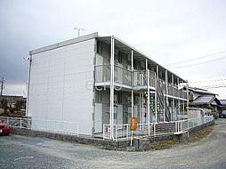 レオパレスハッピーワン(12059)[1階]の外観