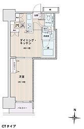 エスティメゾン錦糸町2[0404号室]の間取り