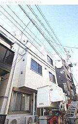 東京都豊島区駒込の賃貸マンションの外観