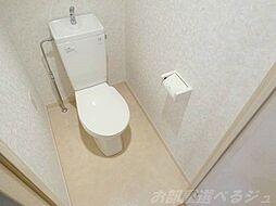 エビスジャルダンM&Kのトイレ
