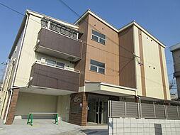 大阪府寝屋川市錦町の賃貸マンションの外観