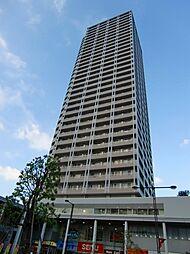 東京都調布市国領町2丁目の賃貸マンションの外観