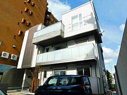 福岡県北九州市小倉北区宇佐町1丁目の賃貸アパートの外観