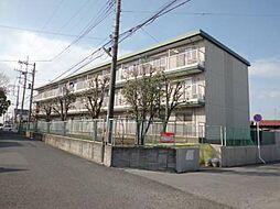 千葉県木更津市清見台東1丁目の賃貸アパートの外観