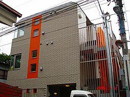 インペリアル東新宿[105号室]の外観