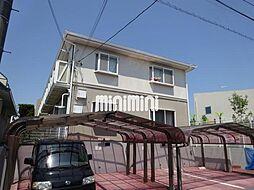 ハイツオンザヒル[2階]の外観