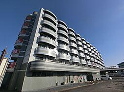千葉県成田市玉造3の賃貸マンションの外観