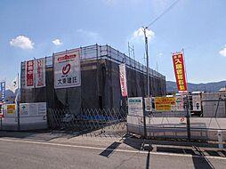 和歌山県和歌山市大垣内の賃貸アパートの外観