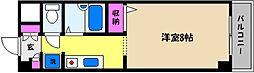 兵庫県芦屋市大原町の賃貸マンションの間取り