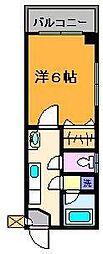 パレスホリケ8[3階]の間取り