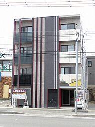 北海道札幌市手稲区手稲本町三条1丁目の賃貸マンションの外観