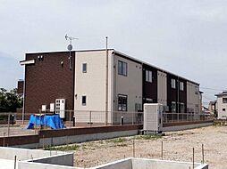 和歌山県和歌山市向の賃貸アパートの外観